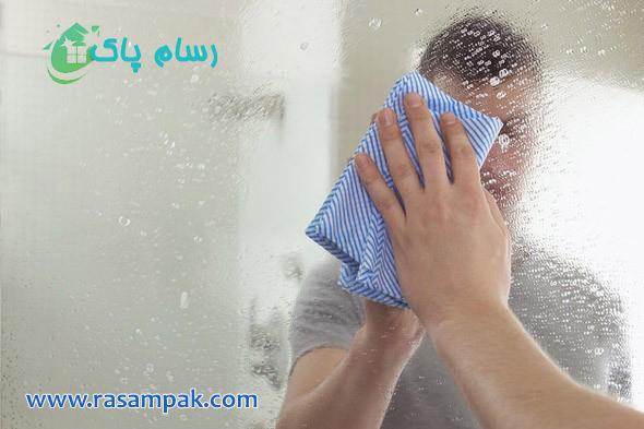 رسام پاک شرکت نظافتی در تهرانپارس
