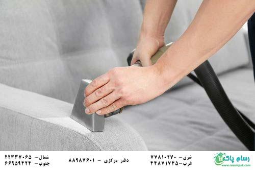 بهترین مبل شویی در تهران - رسام پاک