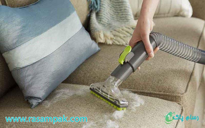 شرکت نظافتی رسام پاک مبل شویی