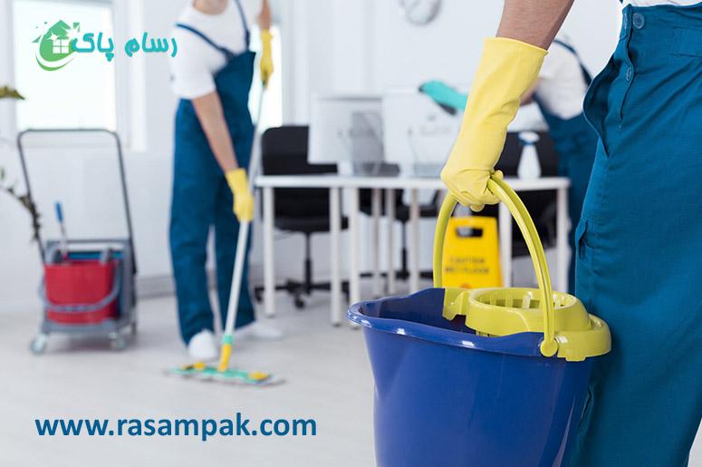 خانه تکانی و نظافت منزل